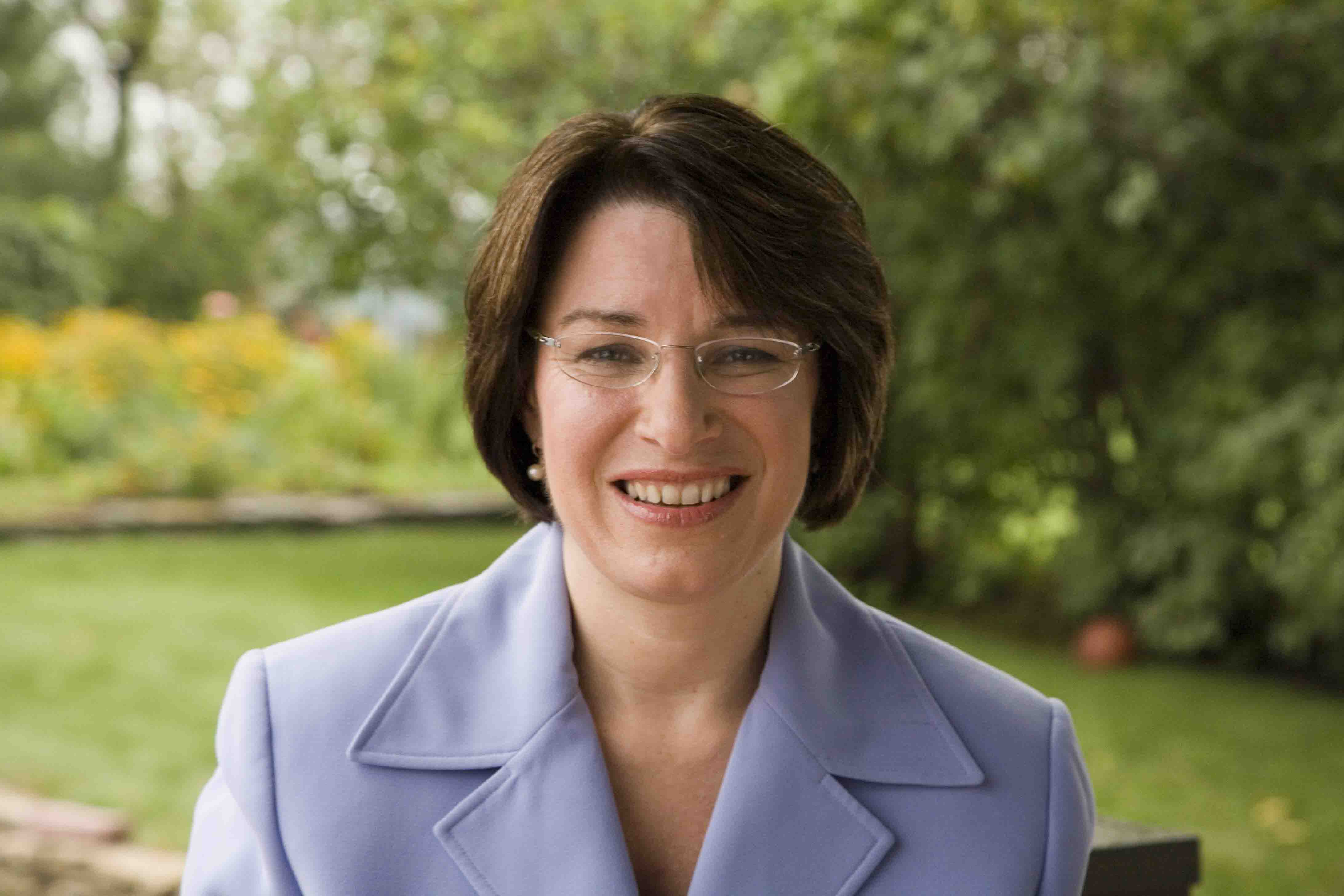 Amy Klobuchar portrait