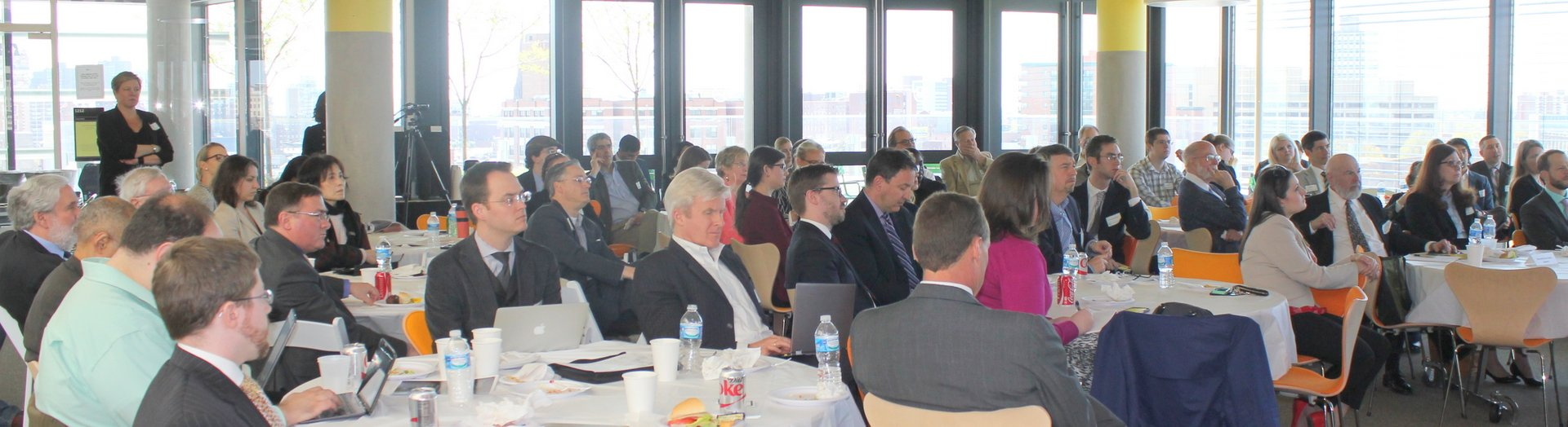 Copyright Conference Audience 1