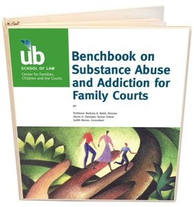 CFCC's Benchbook on Substance Abuse and Addiction for Family Courts